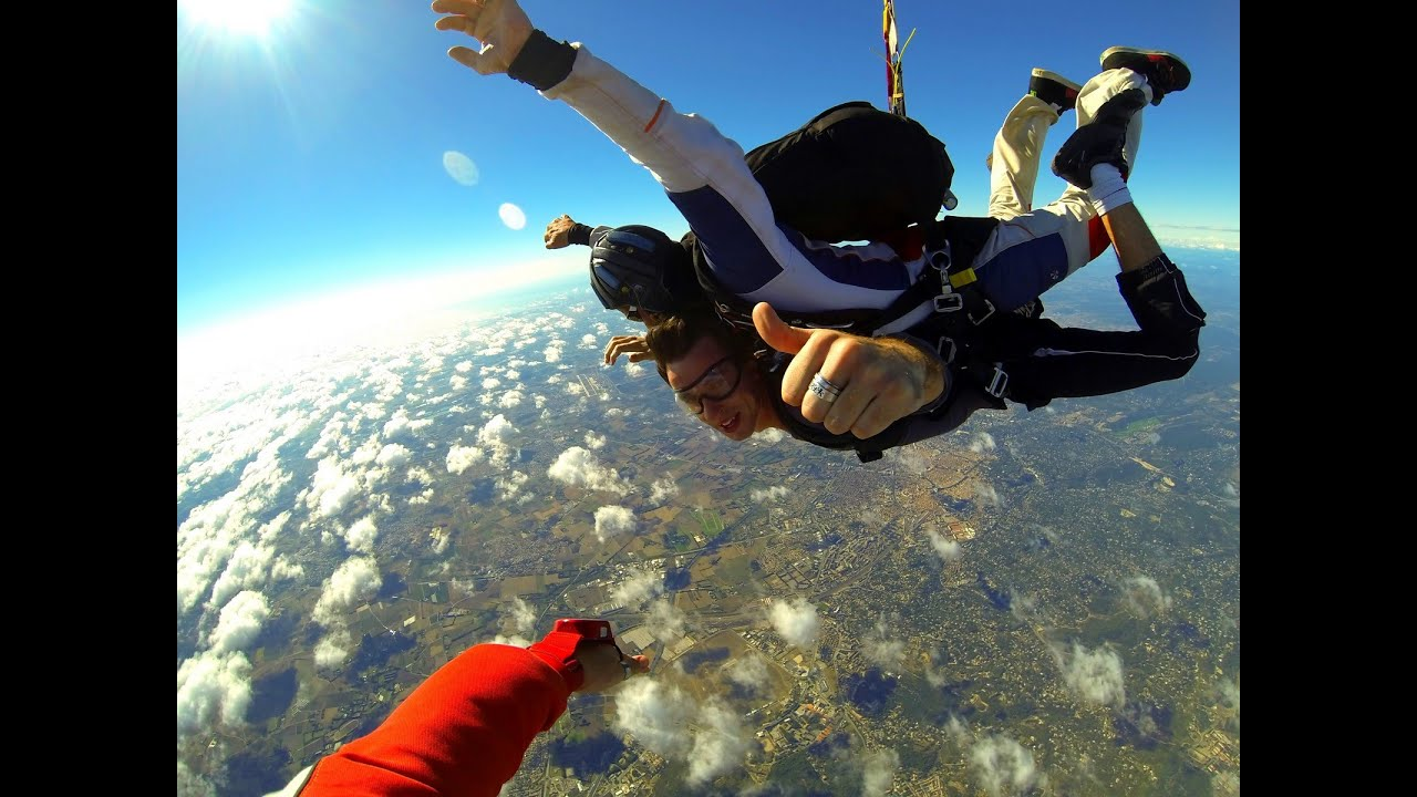 parachutisme nimes courbessac
