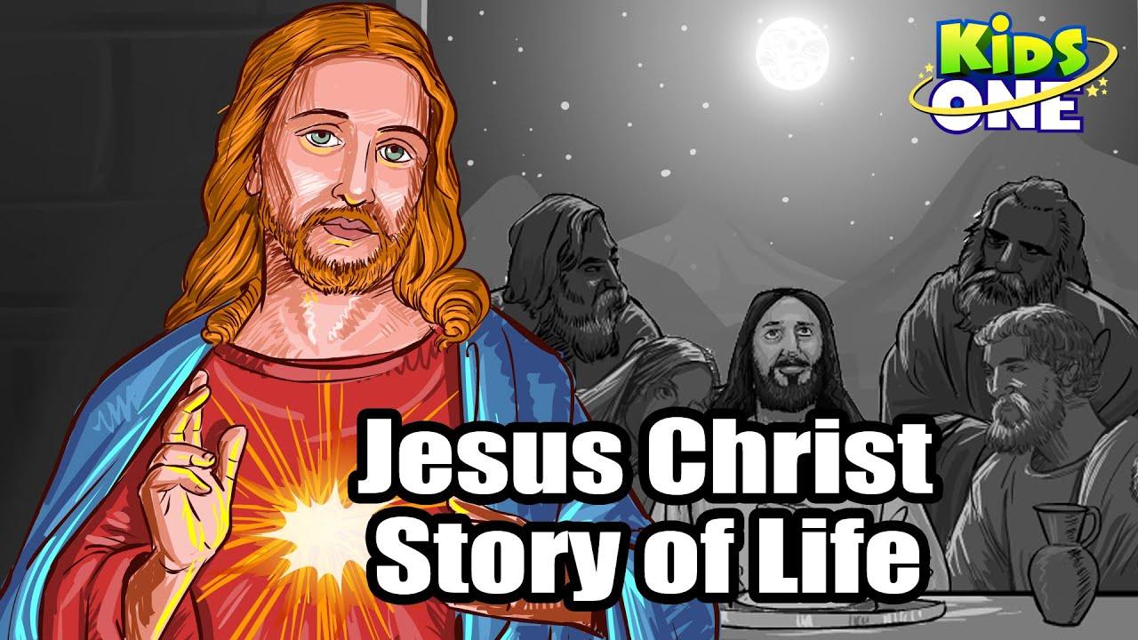 jesus christ story of life christmas special kidsone youtube