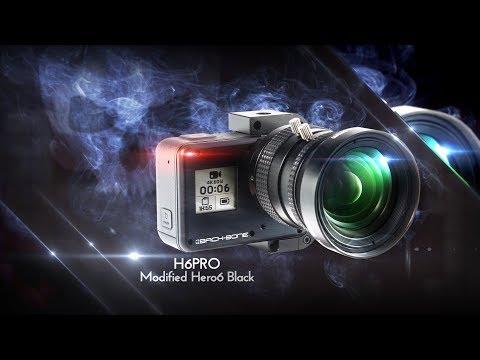 H6PRO - MODIFIED HERO6 BLACK