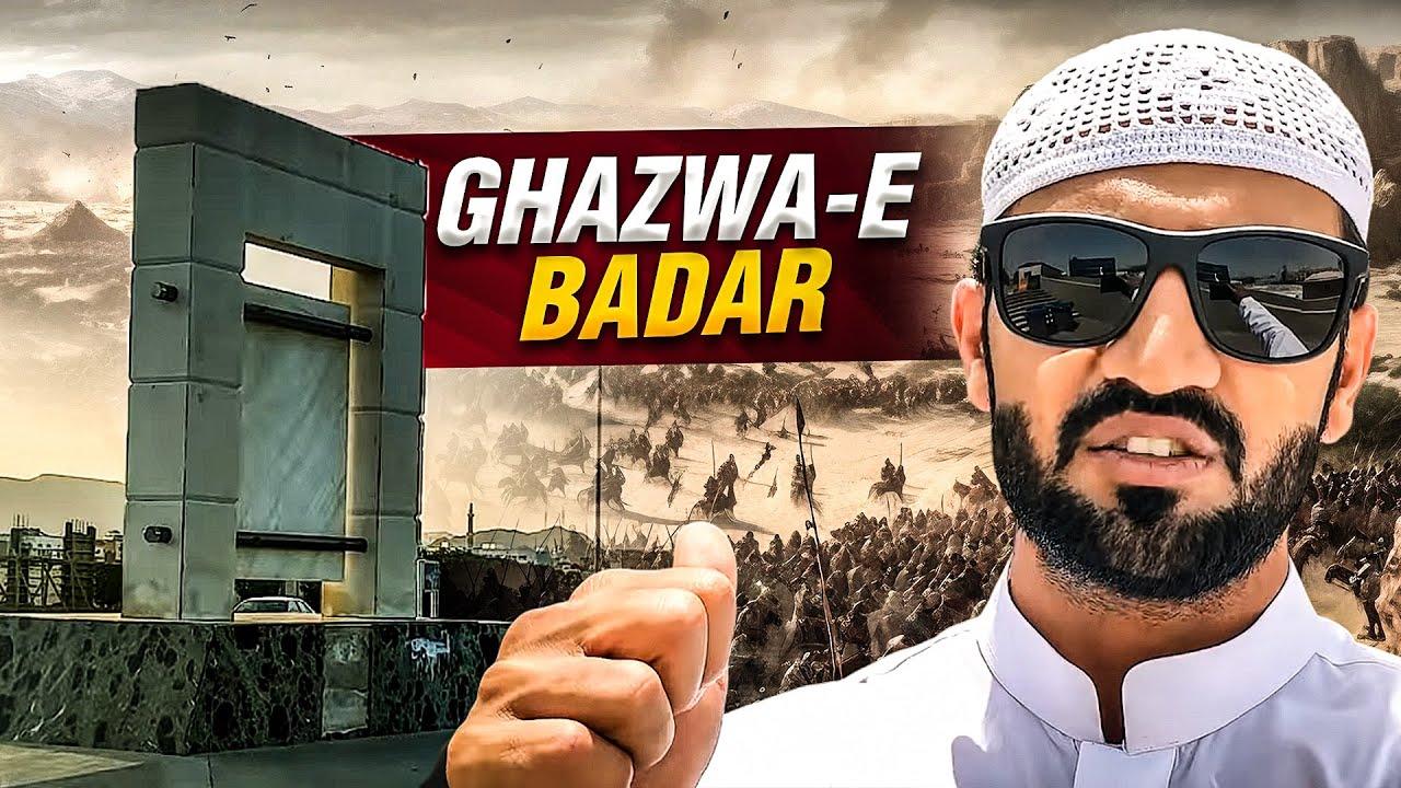 Abo Jahal Died Here at Battle of Badr | Maidan E Badar | Madina