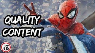 Top 10 Best Marvel Video Games