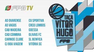 Taça Vitor Hugo |  União Sportiva - CAB Madeira