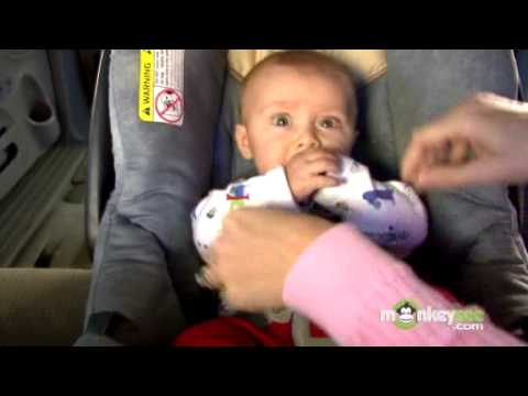 How to Secure Your Baby in Their Car Seat