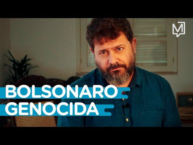 Bolsonaro Genocida I Ponto de Partida