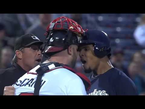 Carlos Gomez Punk Fights
