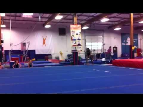 Seattle Gymnastics Academy 2013