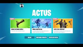 Fortnite Boutique du 20 Mars 2019 NEW SKIN | Fotnite Shop 20th March 2019