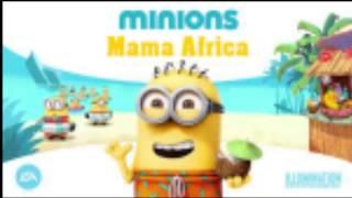 KIDS UNITED - Mama Africa [version;minions]