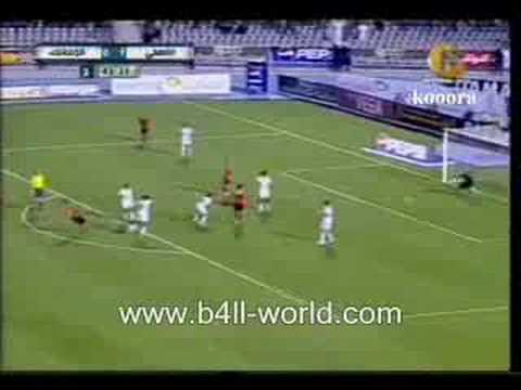 أهداف مباراة الأهلي والزمالك سوبر 2007 2008