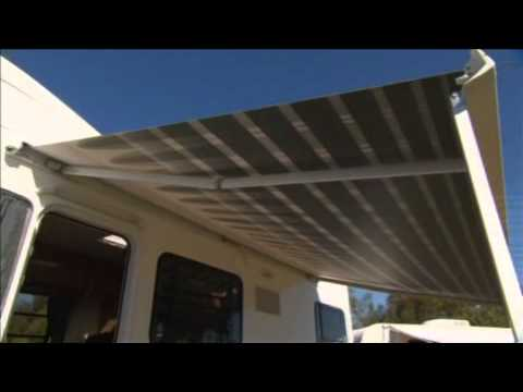Aussie Traveller Caravan RV Awnings As Seen On Whats Up Downunder