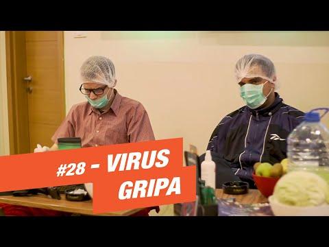 BETparačke PRIČE #28 - Virus gripa
