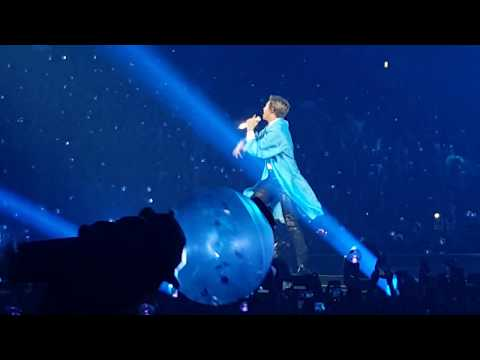 BTS RM- Trivia 承: Love[FULL] 180905 Fancam LA Love Yourself Tour