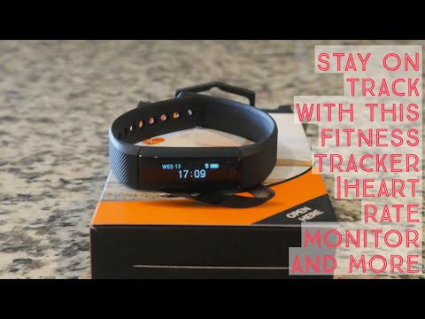 Stay On Track Smartwatch With Built-In Heart Rate Monitor, Gives Apple Watch A Run For Its Money