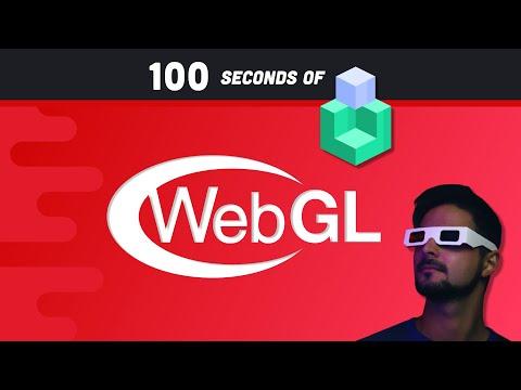 WebGL 3D Graphics Explained in 100 Seconds