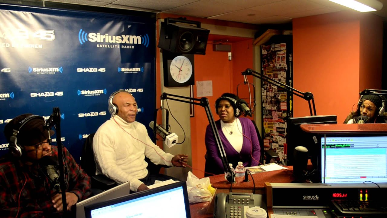 Mike Tyson Endures A Job Interview By Tracy G On Sway In