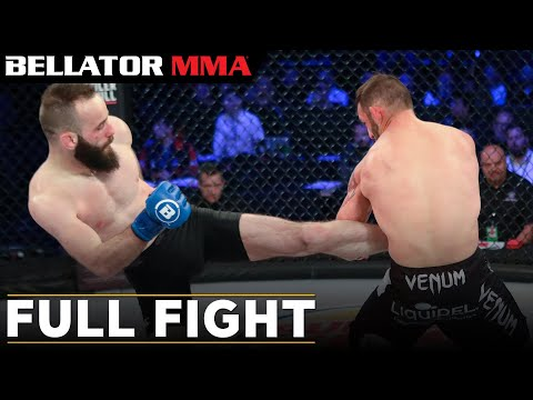 Full Fight | Pedro Carvalho vs. Derek Campos - Birmingham