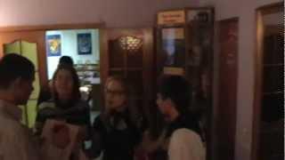 видео Библиотека Реж - «Библионочь 2017»