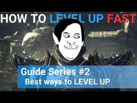 Lineage 2: Revolution - Guide to Leveling Up Fast