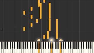 Willy (Joni Mitchell) - Piano tutorial