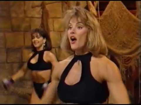 Cory Everson   Tape 02   Get Hard Arms and Shoulders