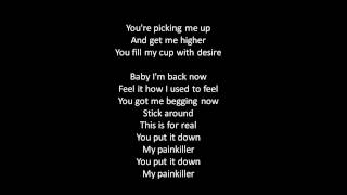 Jason Derulo - Painkiller (Lyrics) - ft. Meghan Trainor