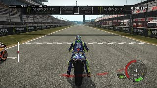 MotoGP 17 - Multiplayer Gameplay (PC HD) [1080p60FPS]