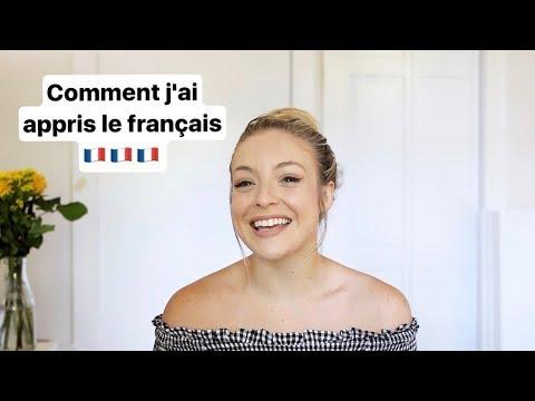 Comment j'ai appris le français 🇫🇷 : update !