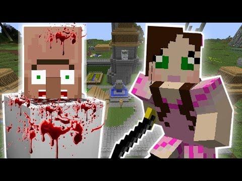 Minecraft: VILLAGER MINCER MISSION - Custom Mod Challenge [S8E11]