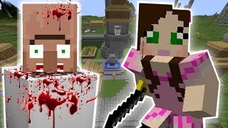 Minecraft: VILLAGER MINCER MISSION - Custom Mod Challenge [S8E11]