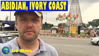 Abidjan, IVORY COAST/COTE D'IVOIRE: A 3.5 Minute Video
