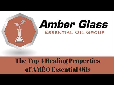 The Top 4 Properties that make AMÉO Essential Oils Unique -