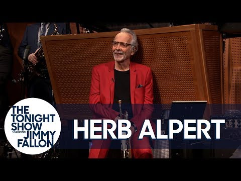 Jimmy Talks with Herb Alpert about His Positive Music