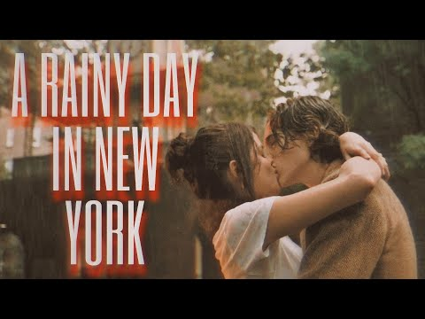 A Rainy Day In New York – I Don't Know You
