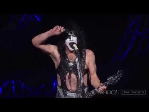 Kiss - Hide Your Heart (Live Charlotte 2014)