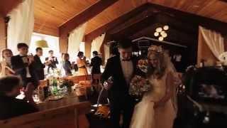 Свадьба в Ангарском Истоке