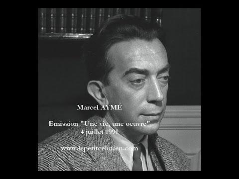 Marcel AYMÉ - « Une vie, une oeuvre » (1991) [Louis-Ferdinand CÉLINE]
