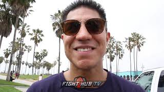 "JESSIE VARGAS SAYS HE WANTS JAIME MUNGUIA FIGHT ""I WANT TO BE 3 DIVISION CHAMP!"""