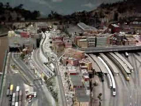 Large model railroad club