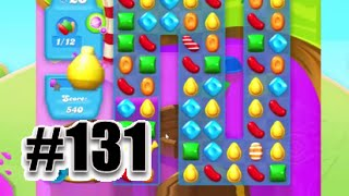 Candy Crush Soda Saga Level 131 | Complete Level No Booster