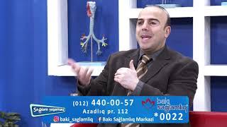 Bakı Sağlamlıq Mərkəzi uzman mama ginekoloq Önder Tulumbacı (17.02.2020)