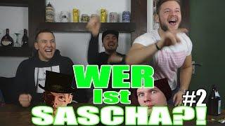 WER IST SASCHA? #2 | MIT INSCOPE21 und BARID