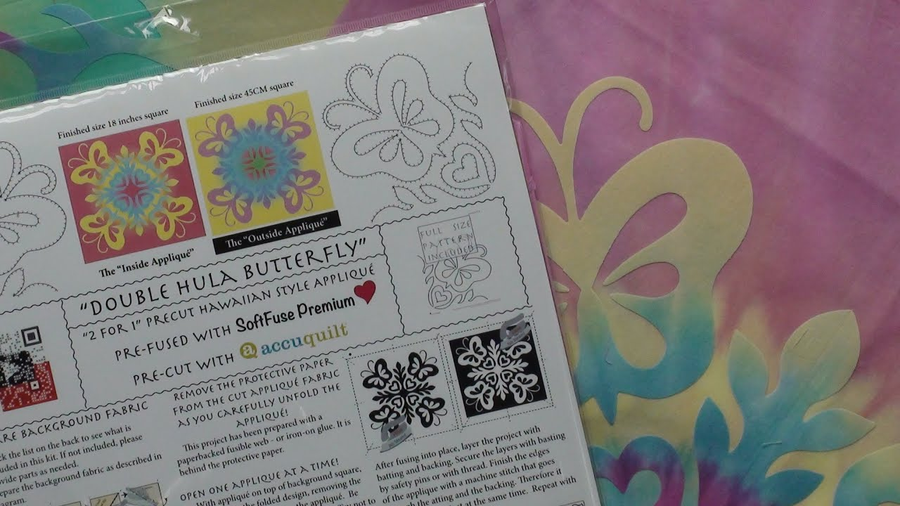 Hawaiian quilt kit etsy