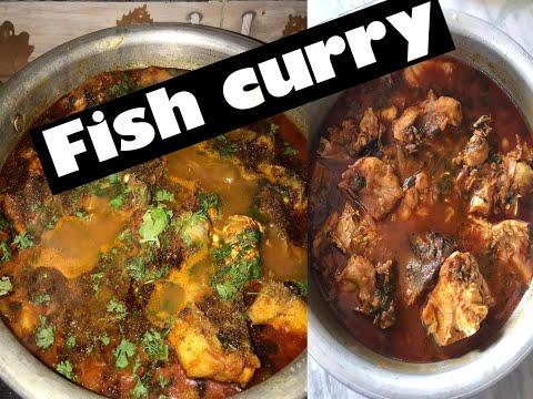 Fish Curry Recipe In Telugu - Easy Method