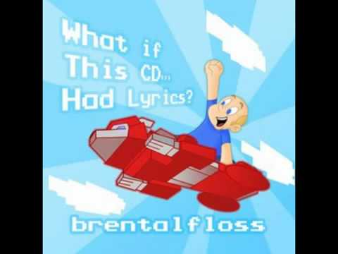 Brentalfloss Ducktales with Lyrics CD VERSION HIGH QUALITY