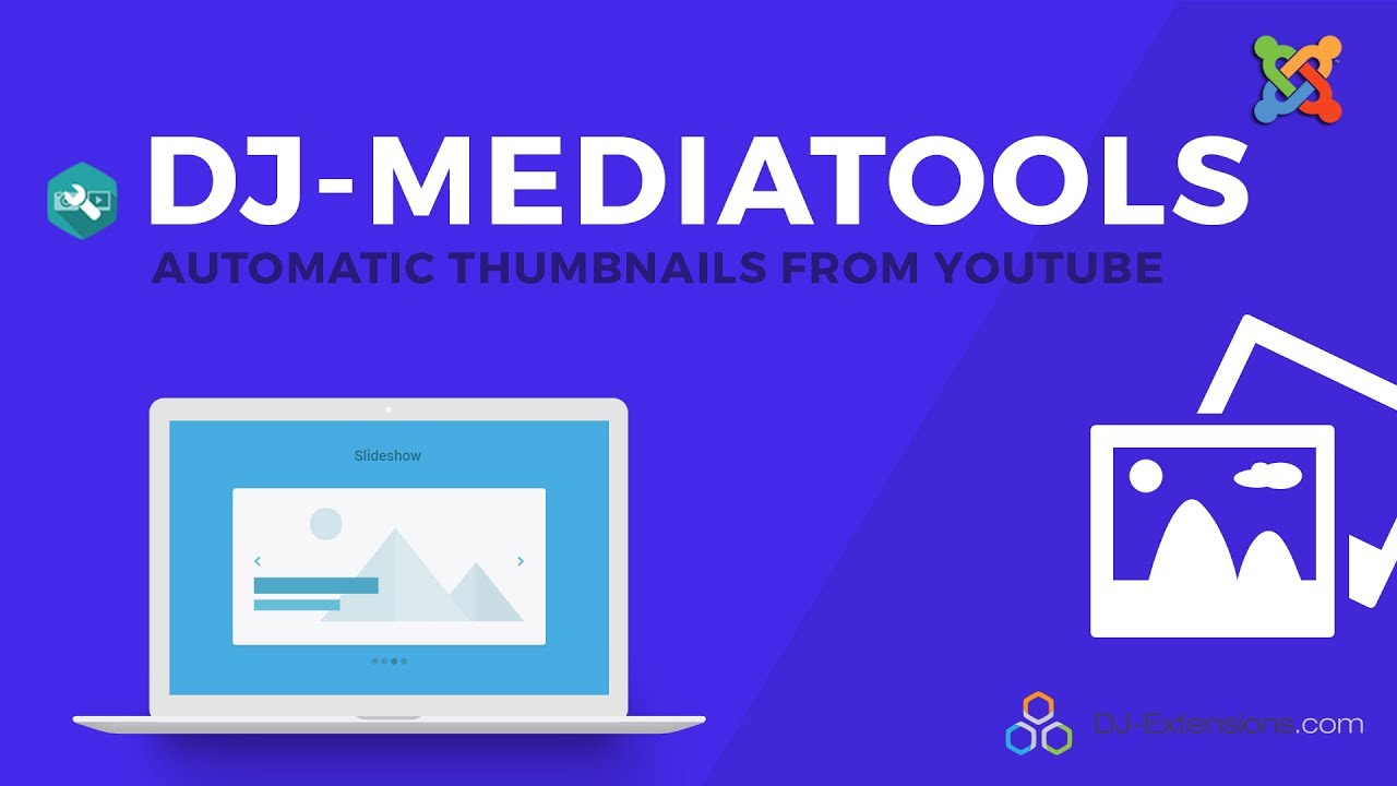DJ-MediaTools - Automatic Thumbnails from YouTube and Vimeo movies