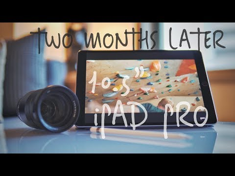 iPAD PRO TWO MONTHS LATER - IS IT A GOOD VIDEO EDITOR?  //  4more vlogs