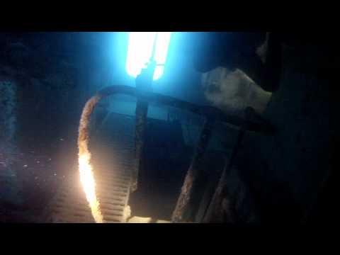 Diving the USS Vandenberg (Dive2) 7/14/12 Full Dive 1080p HD