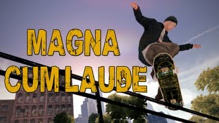 Magna Cum Laude - Skate 3 w/ Nanners, Diction, & Chilled #6
