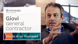 Inbound Marketing Esempi e Casi di Successo: Giovi General Contractor