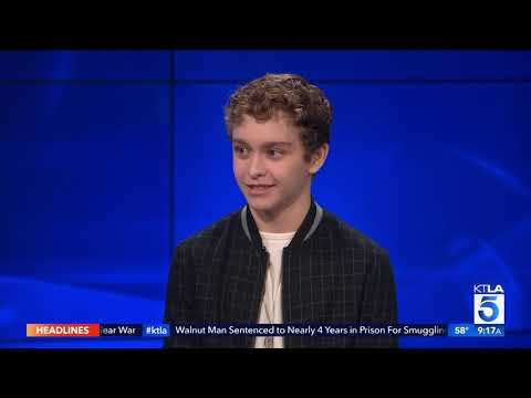 """Gavin Lewis on New Netflix Show """"Prince of Peoria"""""""